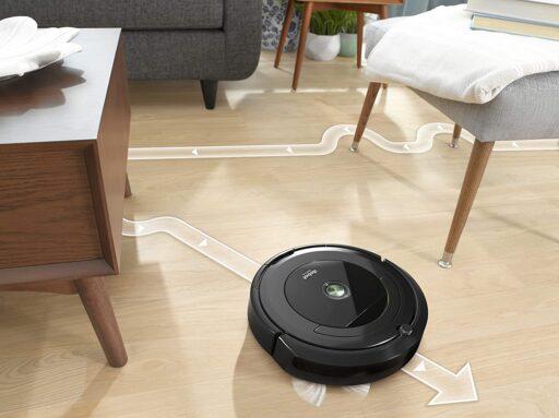 robot aspirador inteligente roomba 696,roomba 696 mascotas,limpieza roomba 696,roomba 696 friega